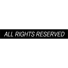 All Rights Reserved`