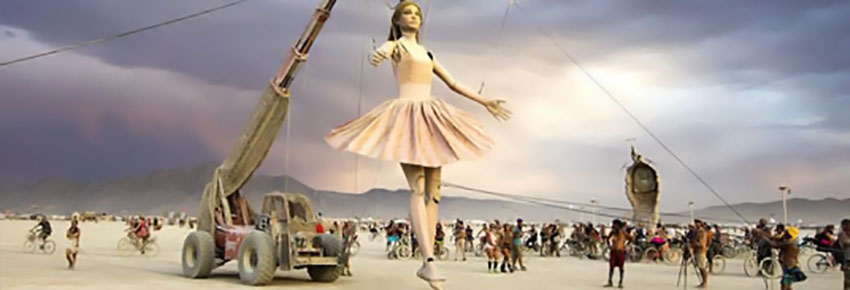 Burning Man: The Multiverse!